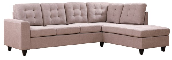 Glory Furniture Como Sectionals GLRY-G032-SEC-S-VAR