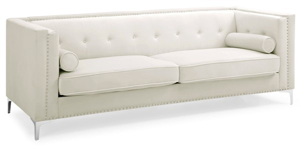 Glory Furniture Capua Ivory Sofa GLRY-G0347A-S