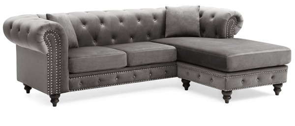Glory Furniture Nola Sofa Chaises GLRY-G0350B-SEC-VAR