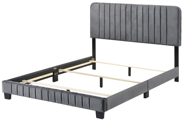 Glory Furniture Lodi Gray Full Bed GLRY-G0408-FB-UP