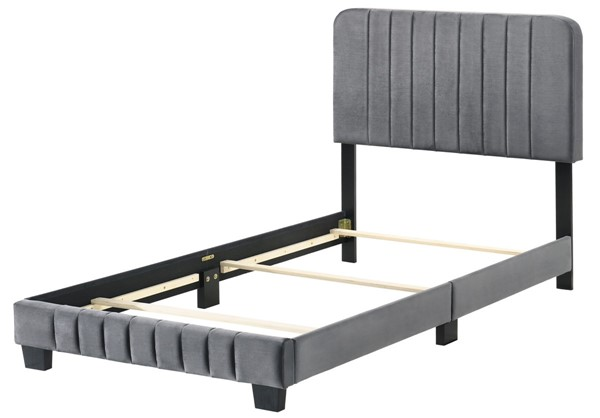Glory Furniture Lodi Gray Twin Bed GLRY-G0408-TB-UP