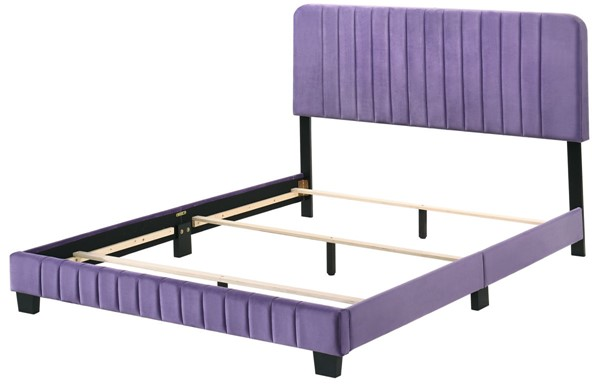 Glory Furniture Lodi Purple Full Bed GLRY-G0502-FB-UP