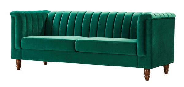 Glory Furniture Sunset Green Sofa GLRY-G0552A-S