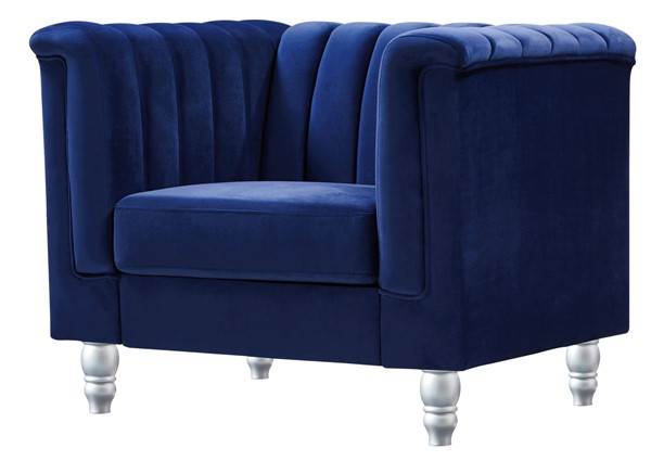 Glory Furniture Sunset Navy Blue Chair GLRY-G0560A-C