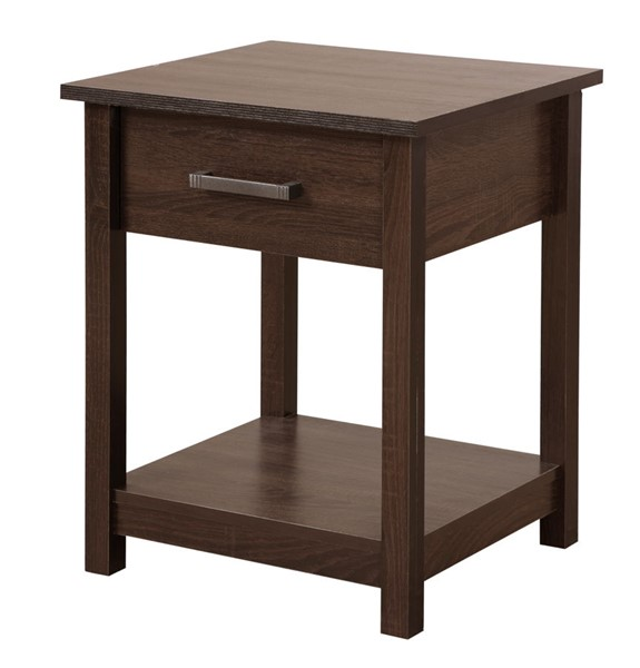 Glory Furniture Salem Wenge Nightstand GLRY-G058-N