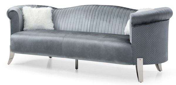 Glory Furniture Vine Gray Sofa GLRY-G0612A-S