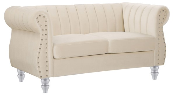 Glory Furniture Westwood Ivory Loveseat GLRY-G0697A-L