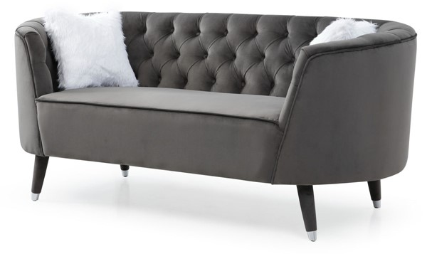 Glory Furniture Reno Gray Loveseat GLRY-G0710A-L