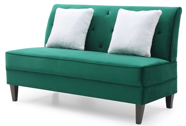 Glory Furniture Benedict Green Sofa GLRY-G072-S