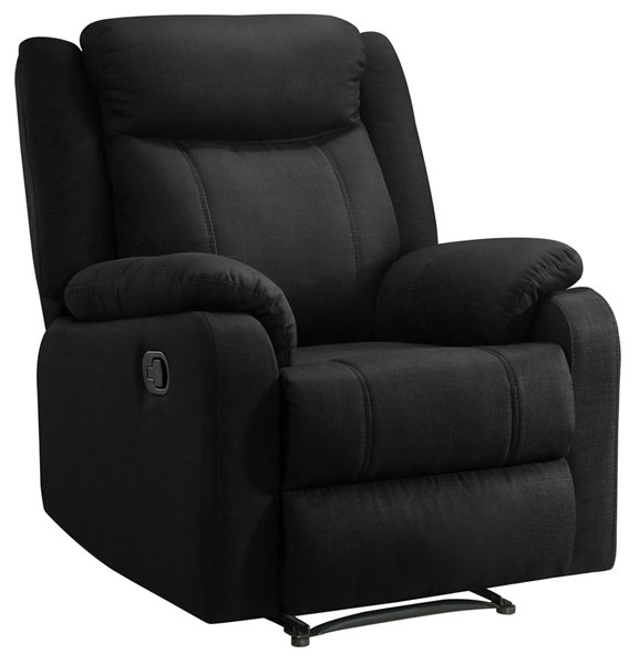 Glory Furniture Bari Black Recliner GLRY-G0871A-RC
