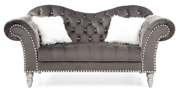 Glory Furniture Wilshire Traditional Loveseats GLRY-G095-L-VAR