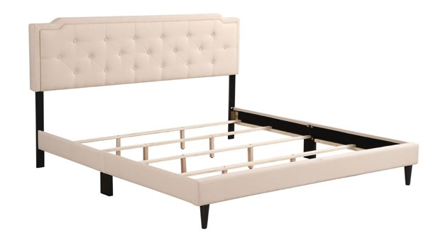 Glory Furniture Deb Beige King Bed GLRY-G1103-KB-UP