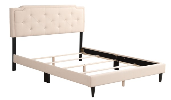 Glory Furniture Deb Beige Queen Bed GLRY-G1103-QB-UP
