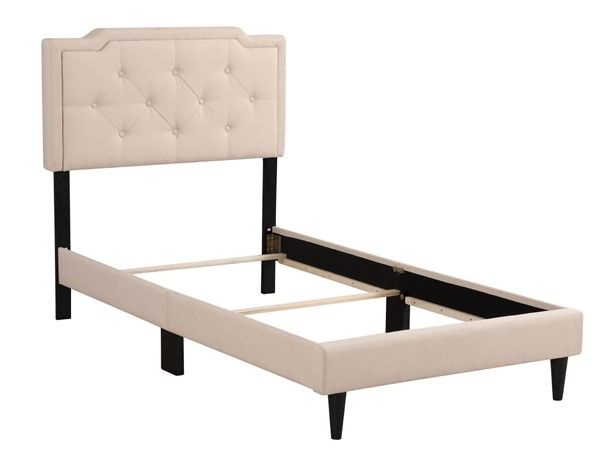 Glory Furniture Deb Beige Twin Bed GLRY-G1103-TB-UP