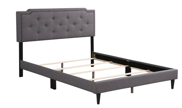 Glory Furniture Deb Gray Queen Bed GLRY-G1104-QB-UP