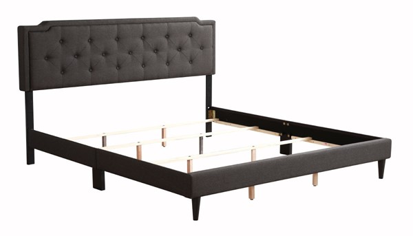 Glory Furniture Deb Casual Black King Bed GLRY-G1106-KB-UP