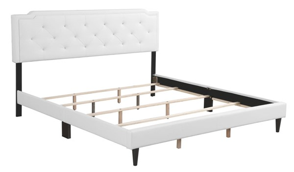 Glory Furniture Deb Casual White King Bed GLRY-G1118-KB-UP