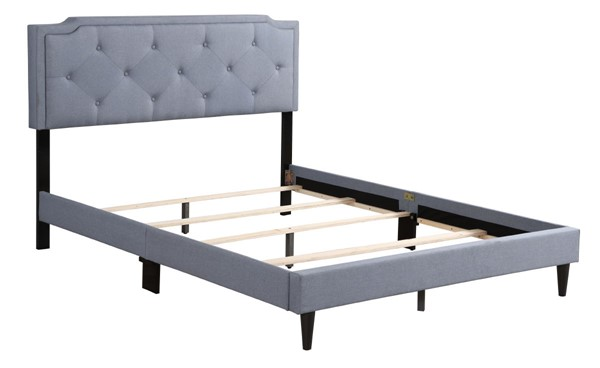 Glory Furniture Deb Casual Blue Full Bed GLRY-G1123-FB-UP