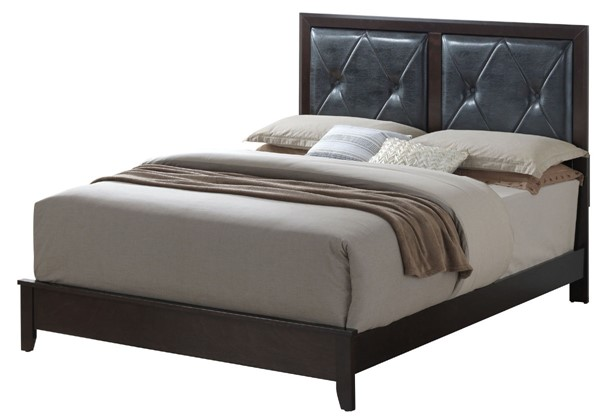 Glory Furniture Primo Transitional Espresso Full Beds GLRY-G1300A-BED-VAR