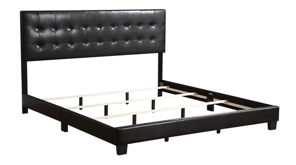 Glory Furniture Caldwell Black King Bed GLRY-G1304-KB-UP