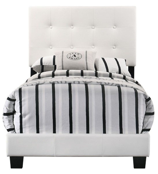 Glory Furniture Caldwell White Twin Bed GLRY-G1305-TB-UP