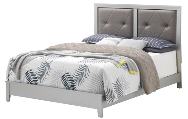 Glory Furniture Primo Silver Champagne Full Bed GLRY-G1333A-FB