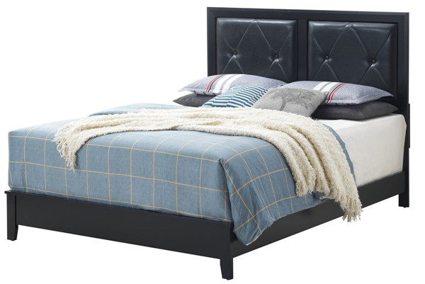 Glory Furniture Primo Black Queen Bed GLRY-G1336A-QB