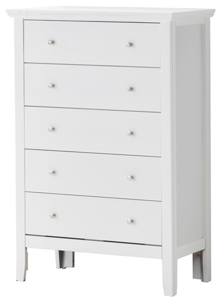 Glory Furniture Primo White Chest GLRY-G1339-CH
