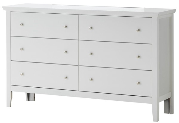 Glory Furniture Primo White Dresser GLRY-G1339-D