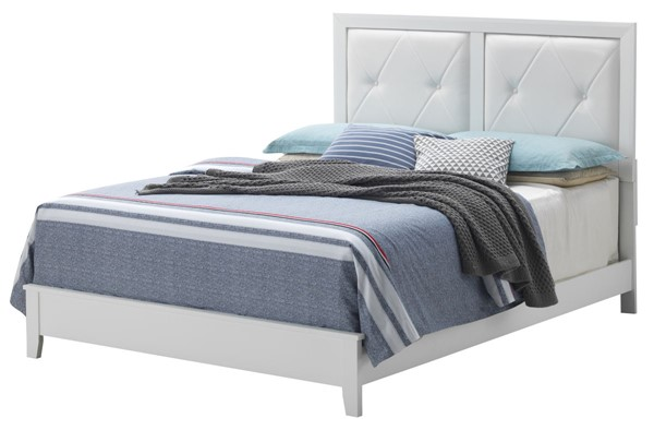 Glory Furniture Primo White Queen Bed GLRY-G1339A-QB