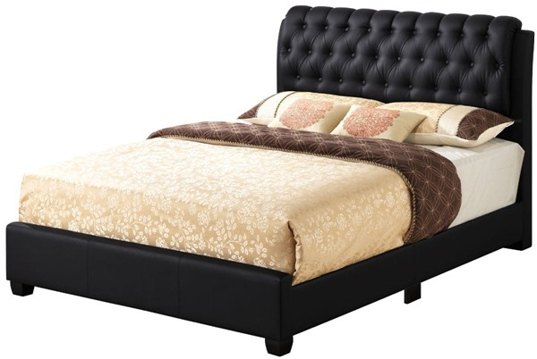 Glory Furniture Marilla Contemporary Black King Bed GLRY-G1500C-KB-UP
