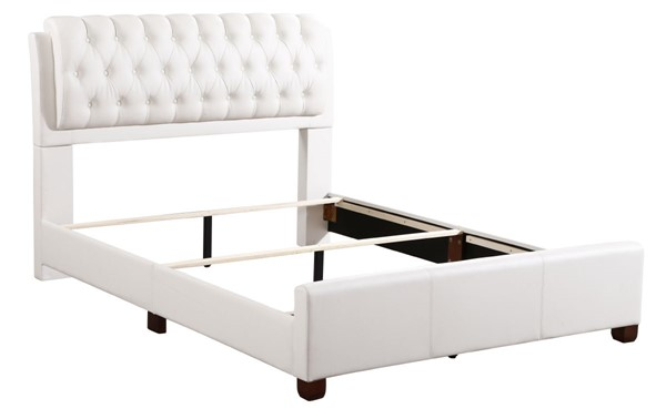 Glory Furniture Marilla Contemporary White Full Bed GLRY-G1570C-FB-UP