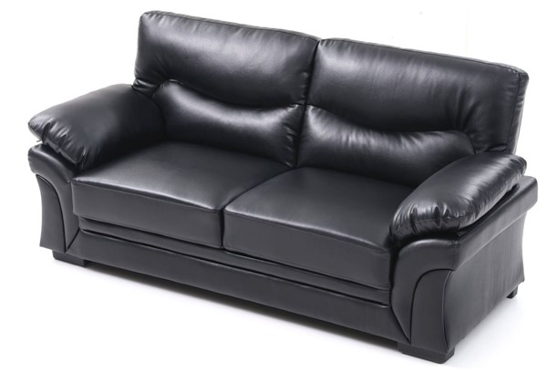 Glory Furniture Vince Transitional Black Sofas GLRY-G16-SF-VAR