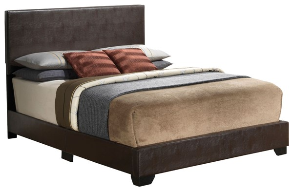 Glory Furniture Aaron Casual Brown Queen Bed GLRY-G1800-QB-UP