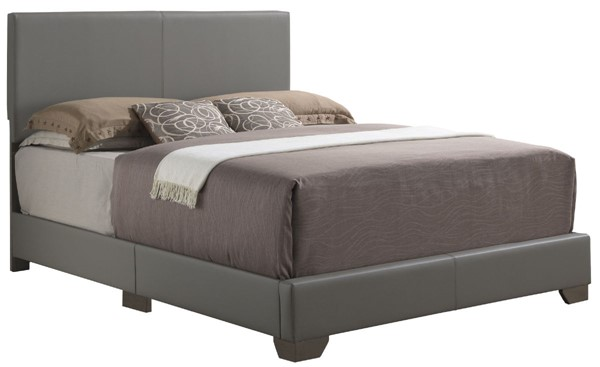 Glory Furniture Aaron Casual Light Grey King Bed GLRY-G1805-KB-UP
