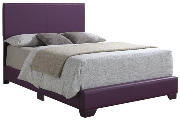 Glory Furniture Aaron Casual Purple Full Bed GLRY-G1806-FB-UP