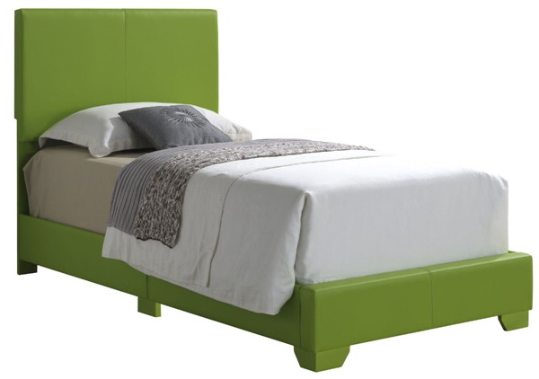 Glory Furniture Aaron Casual Apple Green Twin Bed GLRY-G1807-TB-UP