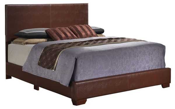 Glory Furniture Aaron Casual Light Brown Queen Bed GLRY-G1855-QB-UP