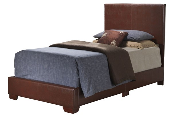 Glory Furniture Aaron Casual Light Brown Twin Bed GLRY-G1855-TB-UP