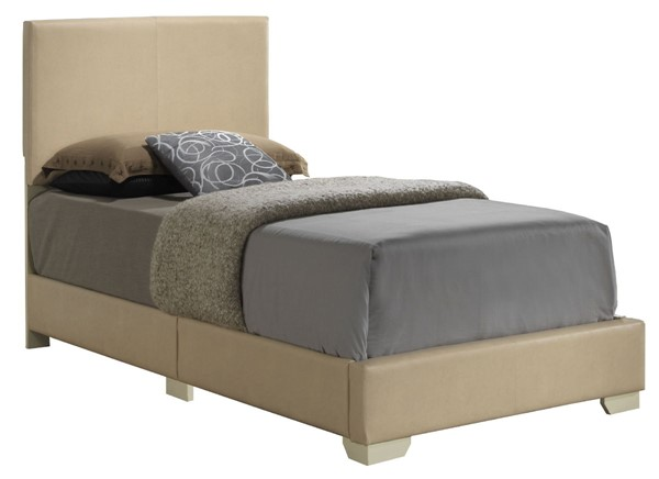 Glory Furniture Aaron Casual Beige Twin Bed GLRY-G1875-TB-UP