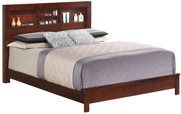 Glory Furniture Burlington Transitional Cherry Full Bed GLRY-G2400B-FB2