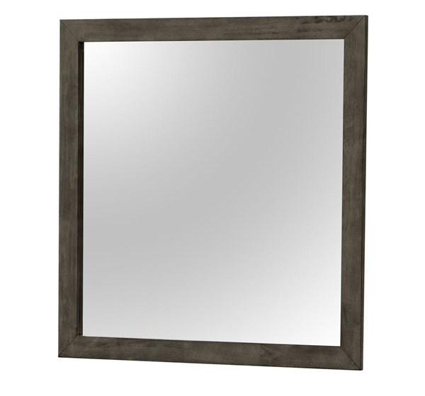 Glory Furniture Burlington Gray Mirror GLRY-G2405-M