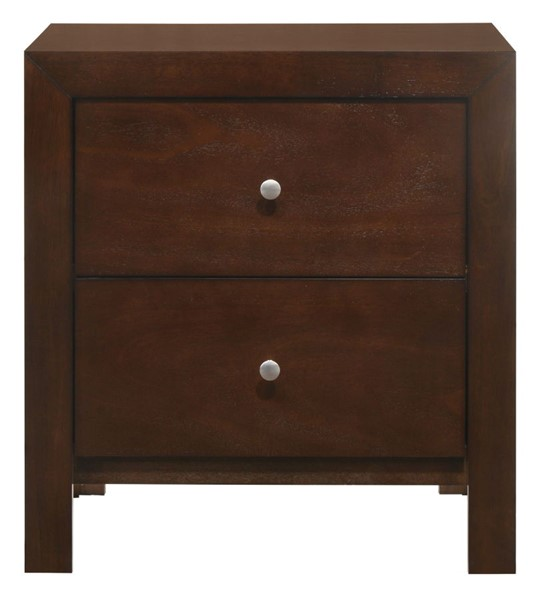 Glory Furniture Burlington Transitional Cappuccino Nightstand GLRY-G2425-N