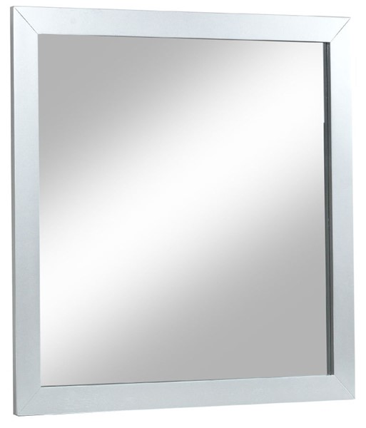 Glory Furniture Glades Contemporary Silver Champagne Mirror GLRY-G4200-M