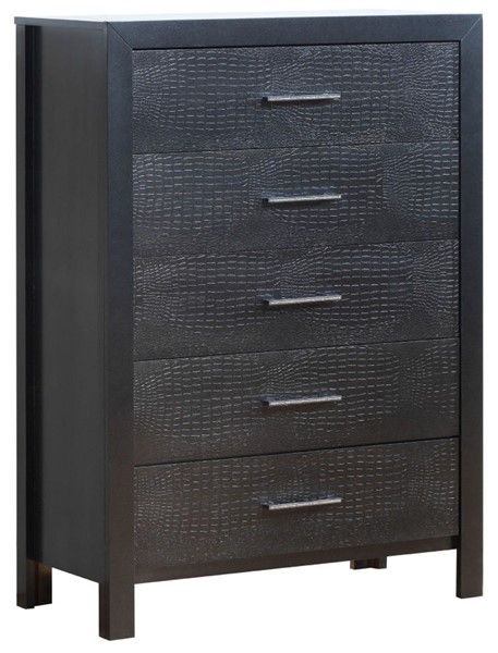 Glory Furniture Glades Contemporary Charcoal Chest GLRY-G4250-CH