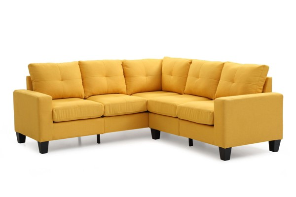 Glory Furniture Newbury Casual Febric Sectionals GLRY-G47B-SEC-VAR