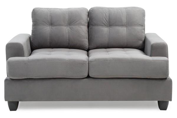 Glory Furniture Sandridge Gray Loveseat GLRY-G513A-L