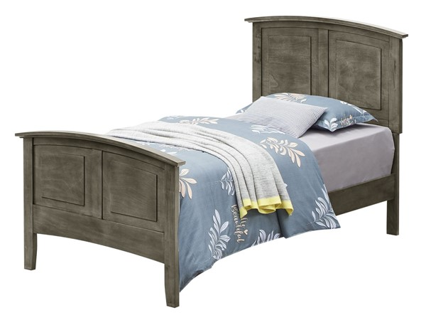 Glory Furniture Hammond Gray Twin Bed GLRY-G5405A-TB