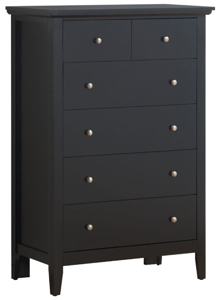 Glory Furniture Hammond Casual Black Chest GLRY-G5450-CH