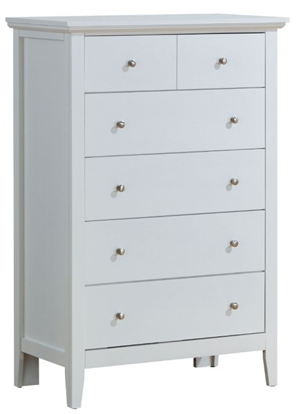 Glory Furniture Hammond Casual White Chest GLRY-G5490-CH